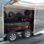 enclosed-car-trailer