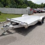 Aluminum Open Car Trailer for sale